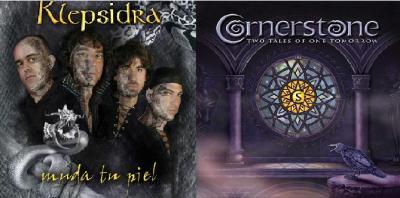 SENDEROS DEL ROCK ENTREVISTA  A KLEPSIDRA Y CORNERSTONE