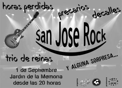 San Jose Rock 2007 - Espacio Joven - Fiestas de San Jose