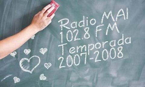 COMIENZA EL CURSO EN RADIO MAI