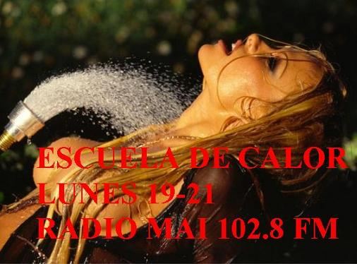 ESCUELA DE CALOR, TODOS LOS LUNES DE 7 A 9