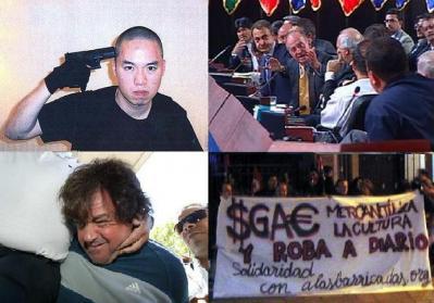 ESTA NOCHEVIEJA ESPECIAL NOSOLOZARAGOZA CON LO MÁS IMPACTANTE DEL 2007