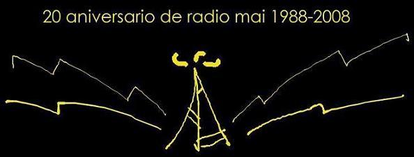 RADIO MAI CUMPLE 20 AÑOS!