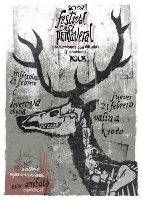 FESTIVAL CASI PRIMAVERAL EN LA AVV. ARREBATO