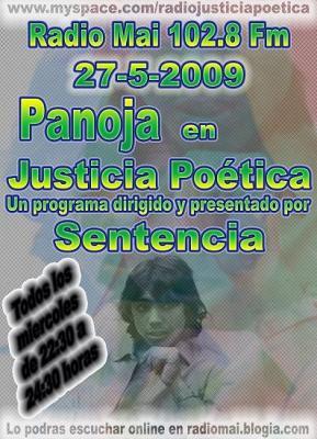 JUSTICIA POÉTICA - 27 MAYO 2009