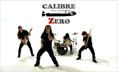 CALIBRE ZERO EN CRYOUT.FM