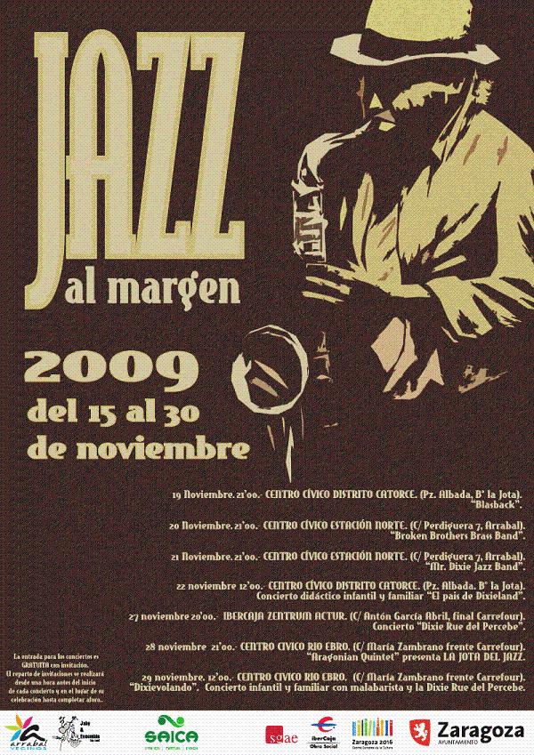 FESTIVAL JAZZ AL MARGEN 2009