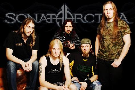 "SONATA ARCTICA GIRA DE PRESENTACIÓN DE SU DISCO ""THE DAYS OF GRAYS"" EN ESPAÑA"
