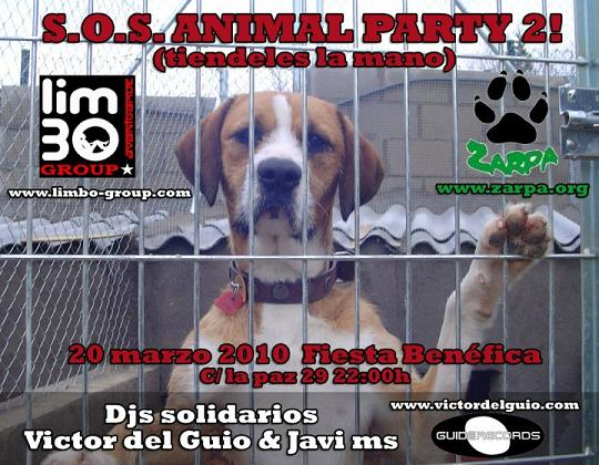 S.O.S ANIMAL PARTY