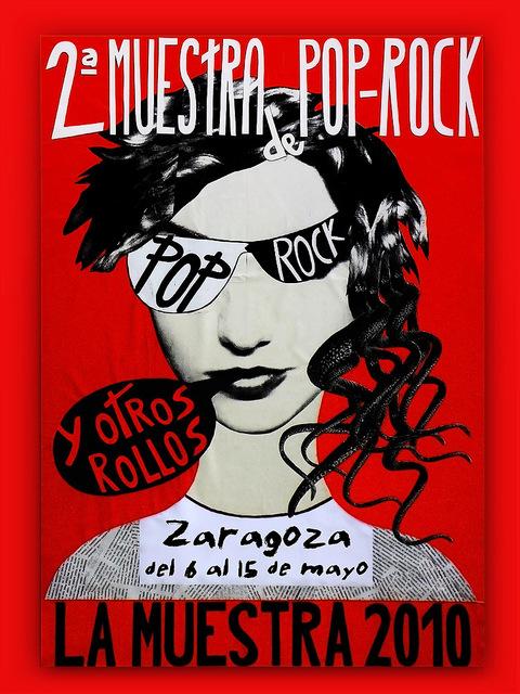 DA COMIENZO LA II MUESTRA DE POP, ROCK Y OTROS ROLLOS DE ZARAGOZA