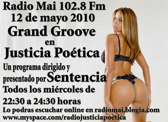 JUSTICIA POÉTICA 12 MAYO 2010