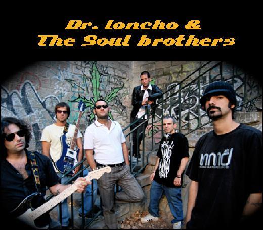DR. LONCHO Y THE SOUL BROTHERS EN CONCIERTO