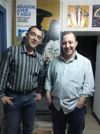 MOSICA Y PAROLAS PROGRAMA 201 ENTREVISTA SOMERONDON