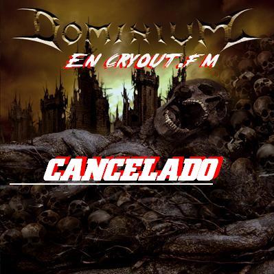 CRYOUT.FM ENTREVISTA A DOMINIUM.