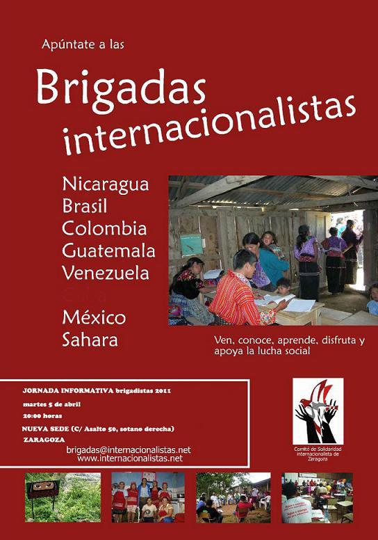 Birgadas Internacionalistas - Presentación