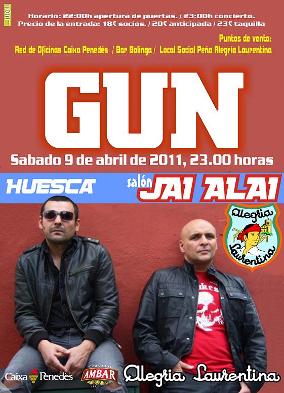GUN EN HUESCA