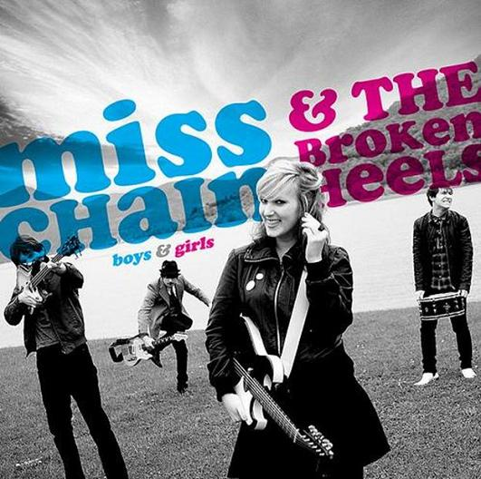 MISS CHAIN AND THE BROKEN HEELS EN ZARAGOZA