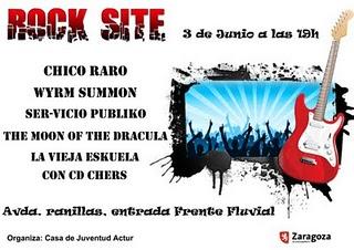 ROCK SITE
