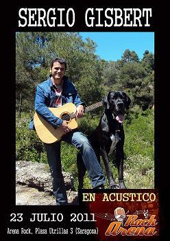 SERGIO GISBERT & AMIGOS EN ARENA ROCK