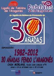 30 AÑADAS FENDO L'ARAGONÉS